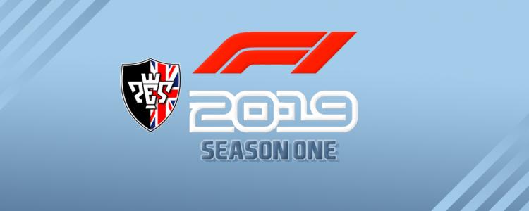 F1 2019 Season 1 1000x500